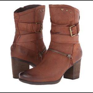 Josef Seibel Britney 06 Boots Buckle Size 6.5